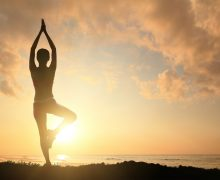 Capable Yoga Postures And Stretching Flexibility Exercises
