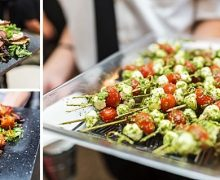 What To Expect From A Food Caterer Tasting
